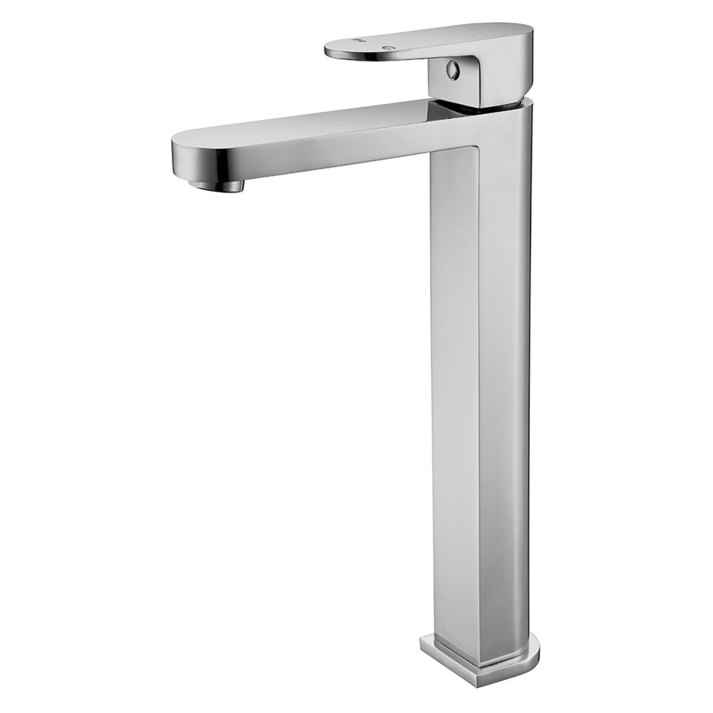 Eva Mini High Basin Mixer-Chrome