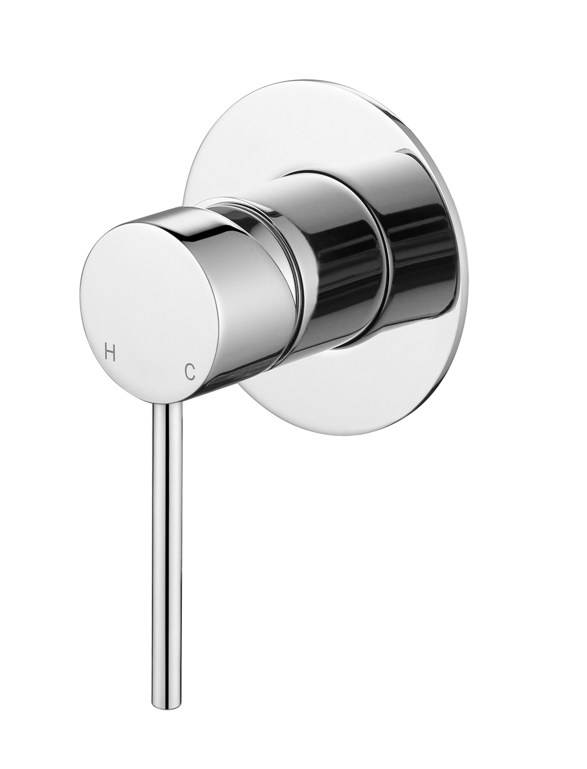 Star Mini Shower Mixer-Chrome