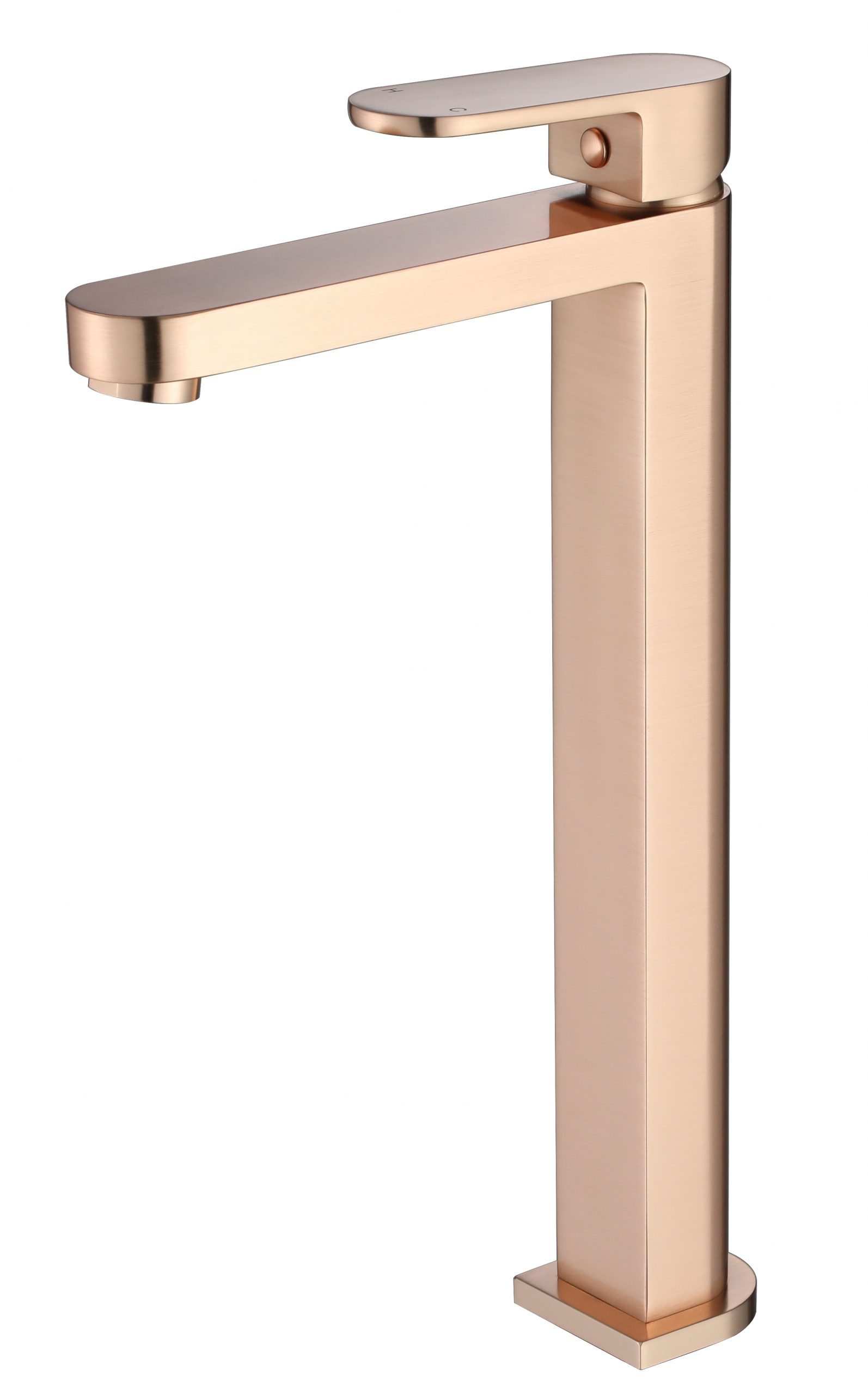Eva Mini High Basin Mixer-Flemish Copper