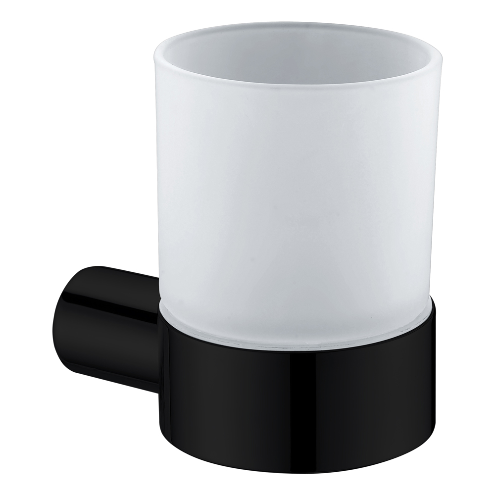 Curve Tumbler Holder-Matt Black
