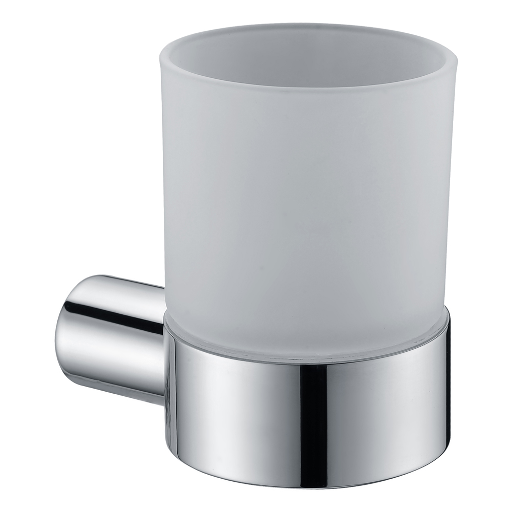 Curve Tumbler Holder-Chrome