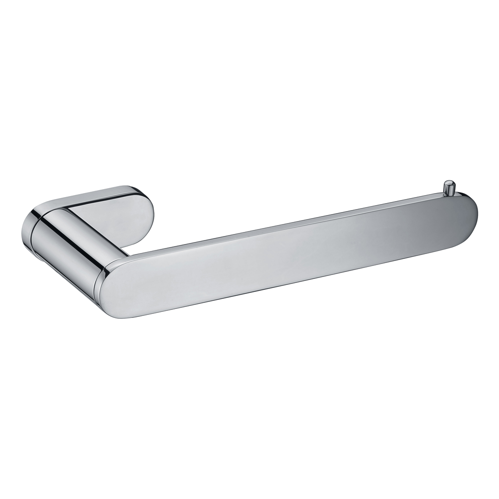 Curve Guest Towel Holder Chrome