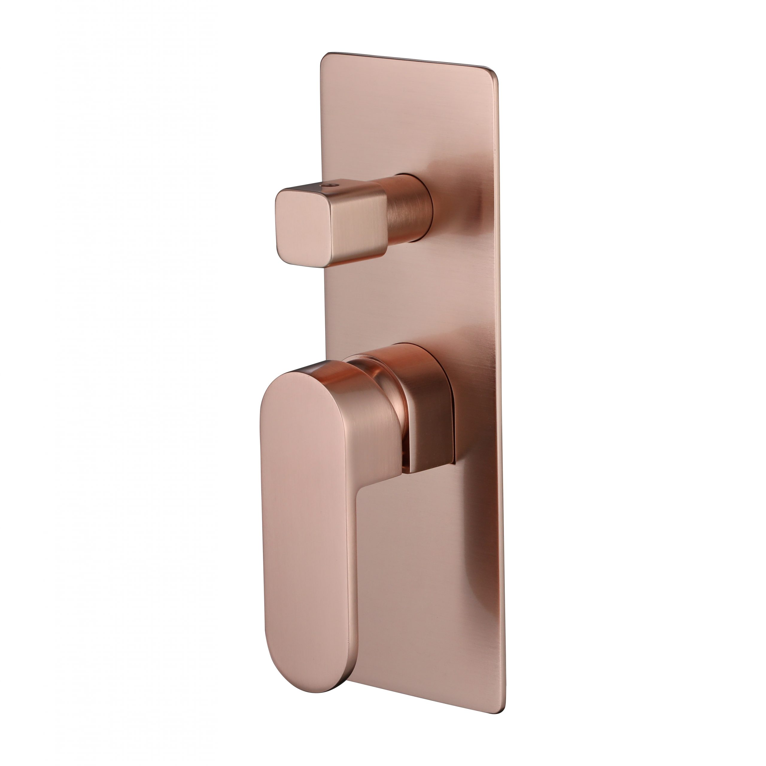 Eva Mini Shower Divertor-Flemish Copper