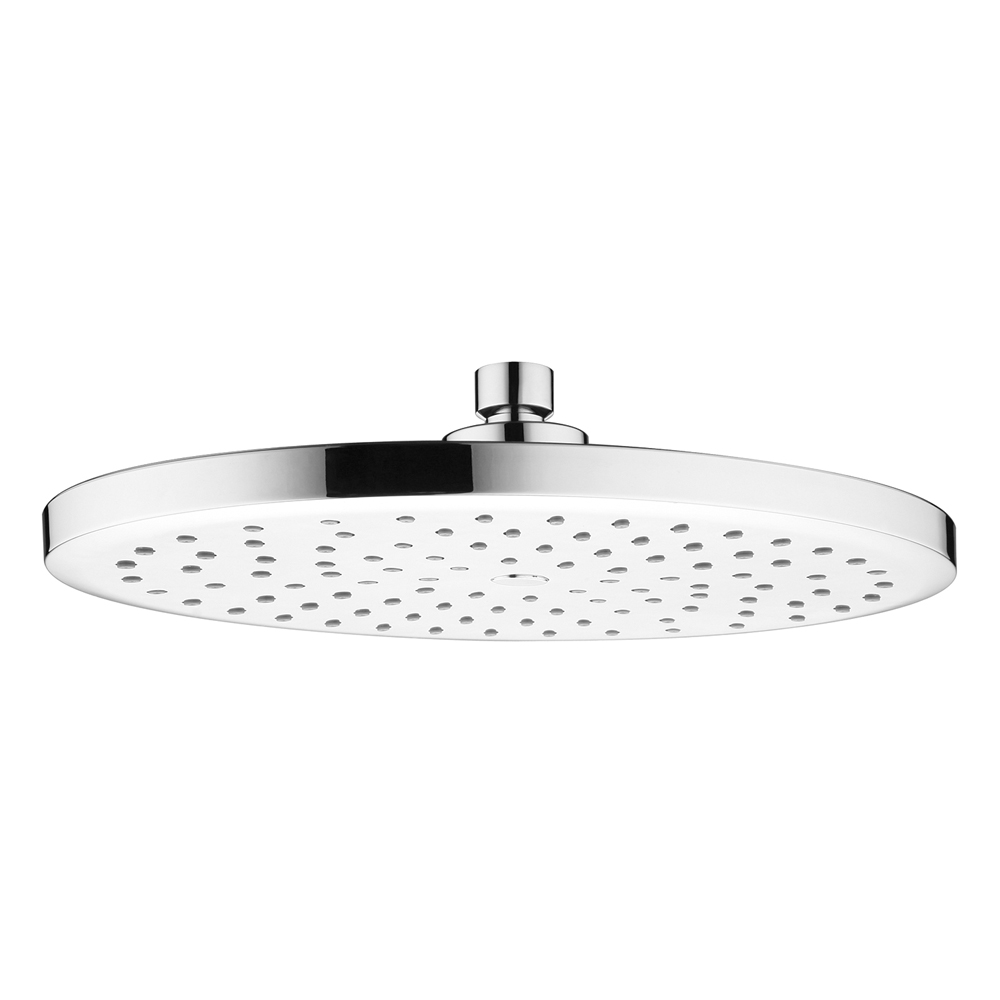 ABS 260mm Round Shower Head Chrome