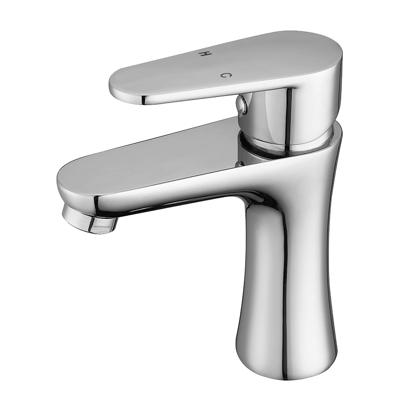 Ace Basin Mixer Chrome