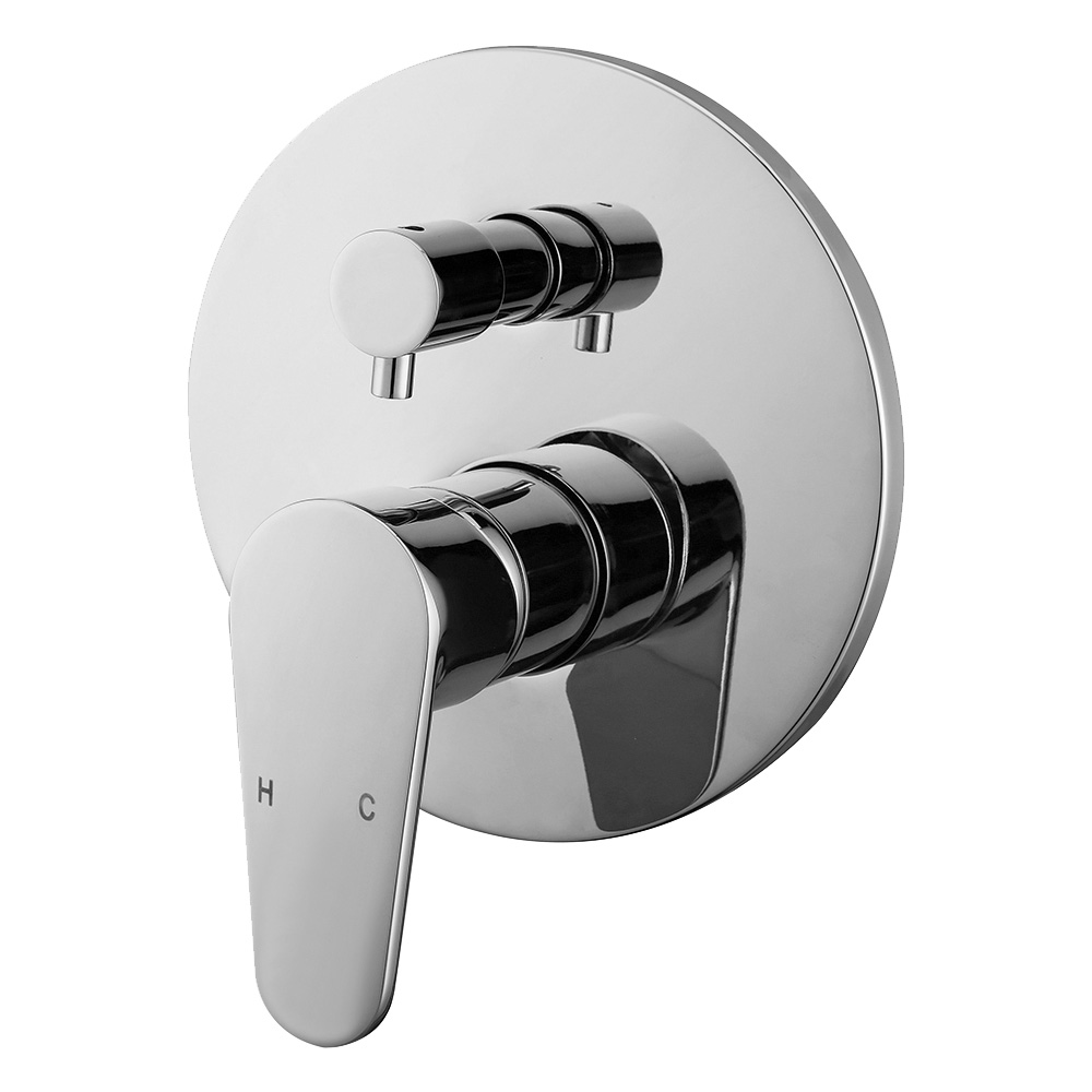 Ace Shower Divertor Chrome
