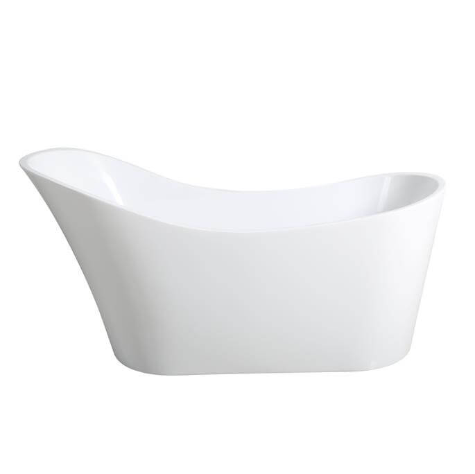Bevel 1500 Freestanding Bathtub