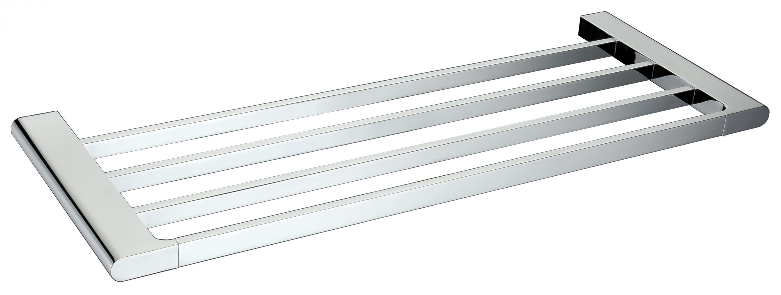 Kompakt Towel Shelf-Chrome