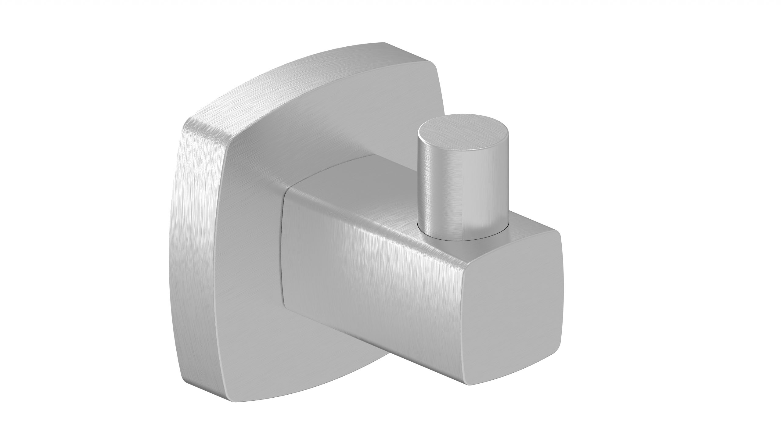 Luxus Robe Hook-Brushed Nickel