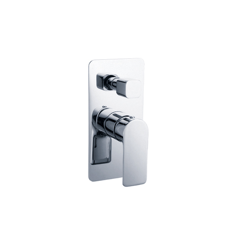 Lex Shower Diverter Mixer-Chrome