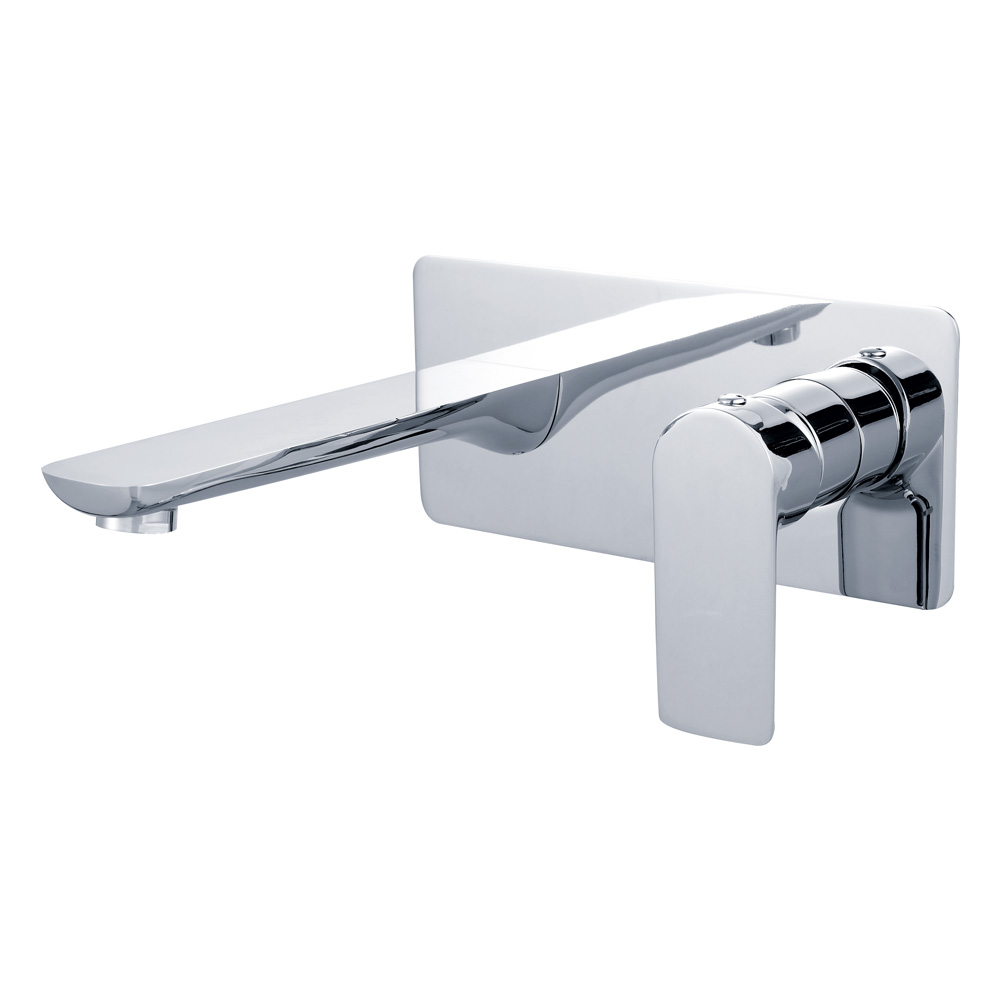 Lex BathBasin Mixer-Chrome