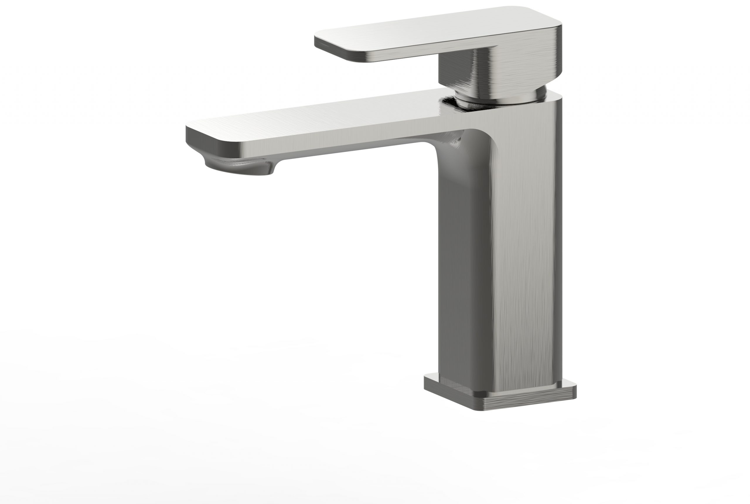 Kasten Basin Mixer-Brushed Nickel