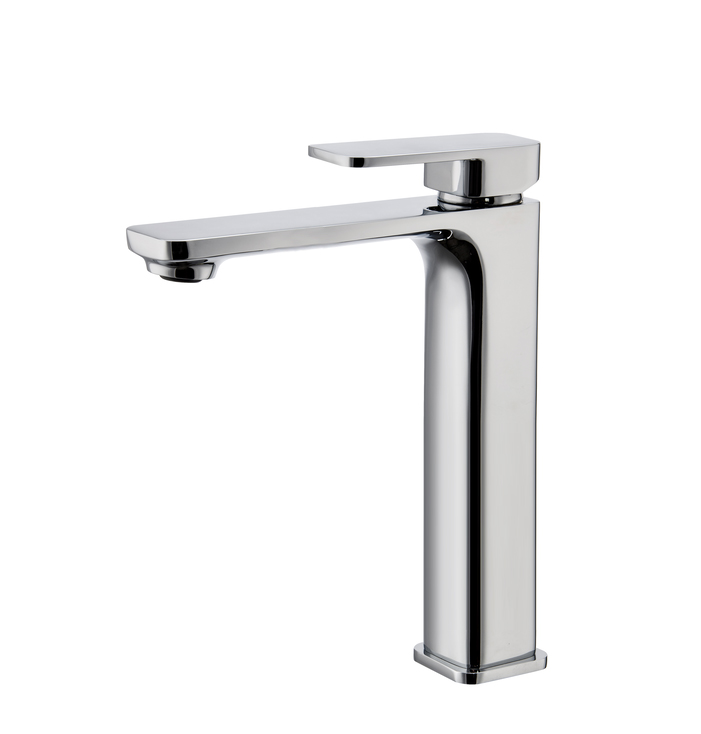 Kasten Tall Basin Mixer-Chrome