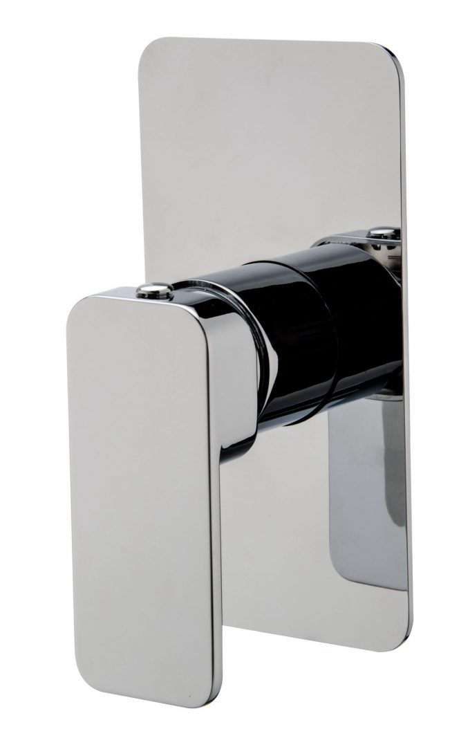 Kasten Shower Mixer-Chrome