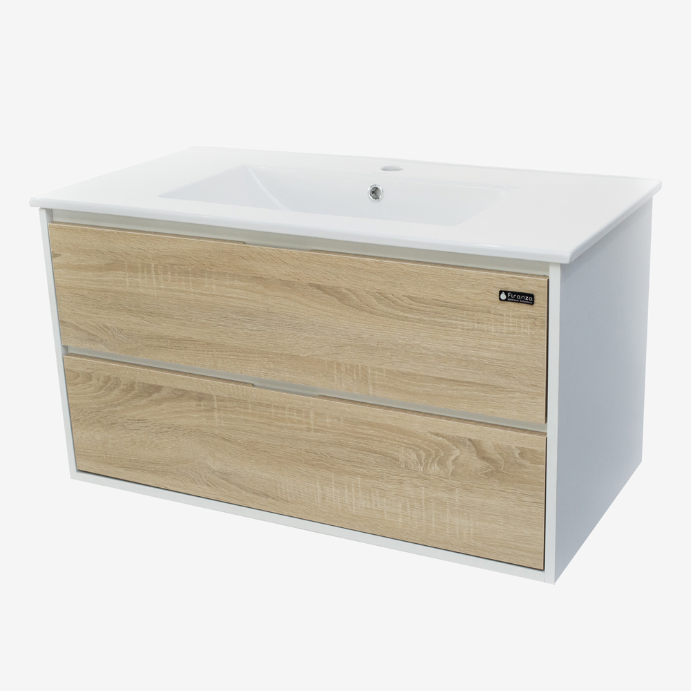 Belinda 900 mm Wall Hung Vanity