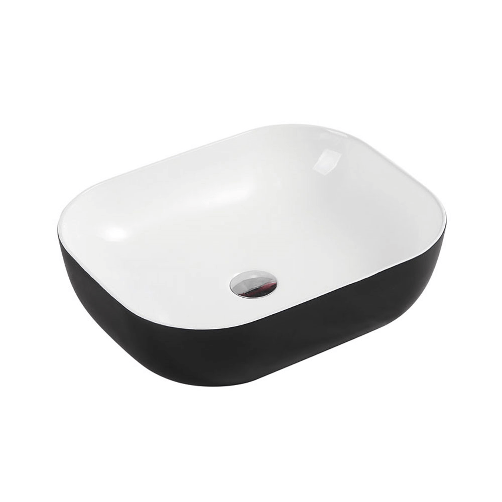 Chur Counter Basin- Black/White