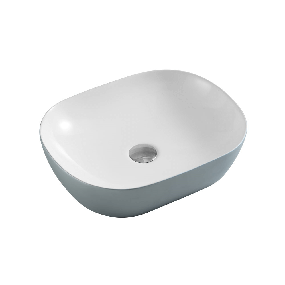 Chur Counter Basin -  Grey/White