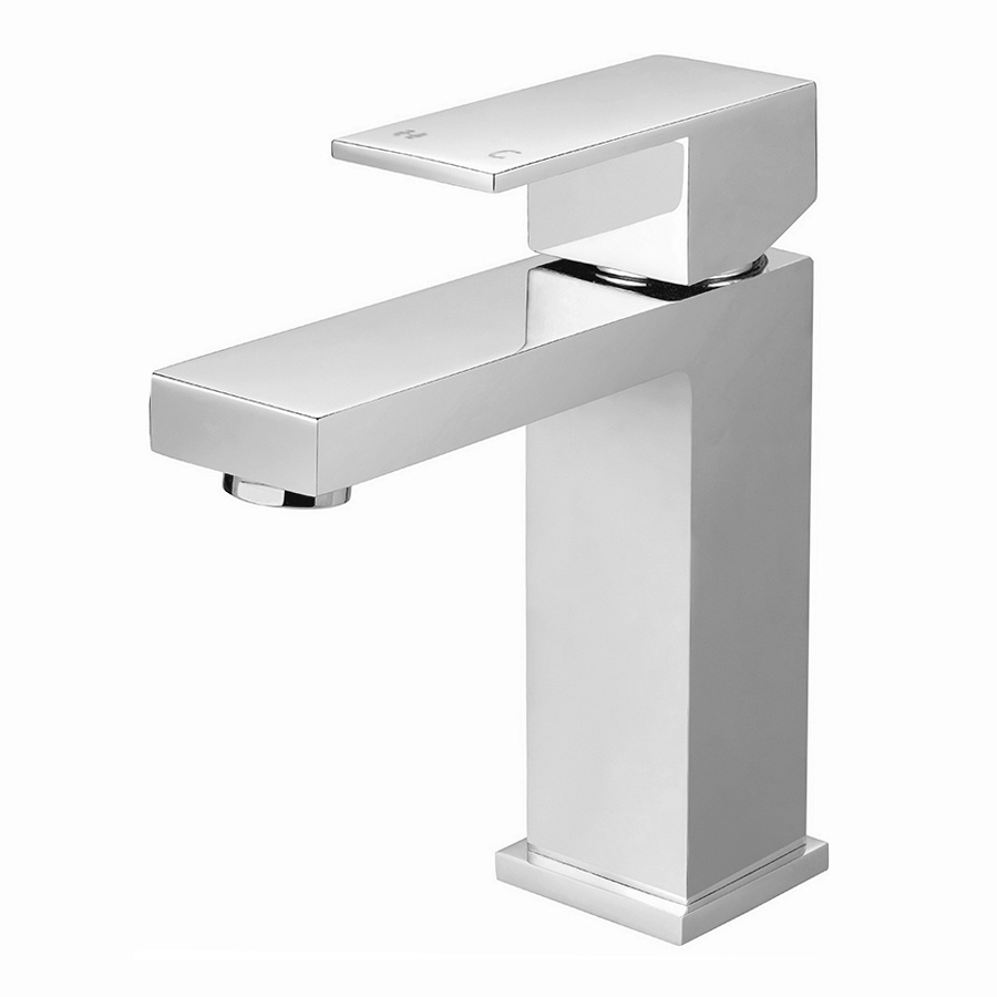 Chao Basin Mixer Chrome