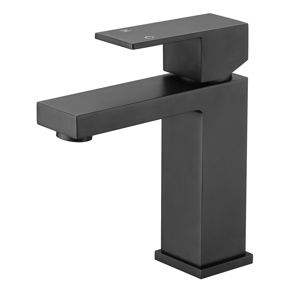 Chao Basin Mixer Matt Black