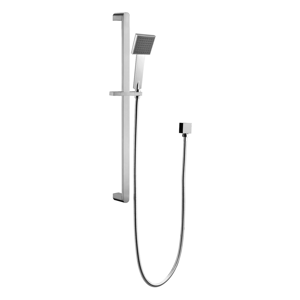 Eva Shower On Rail Chrome