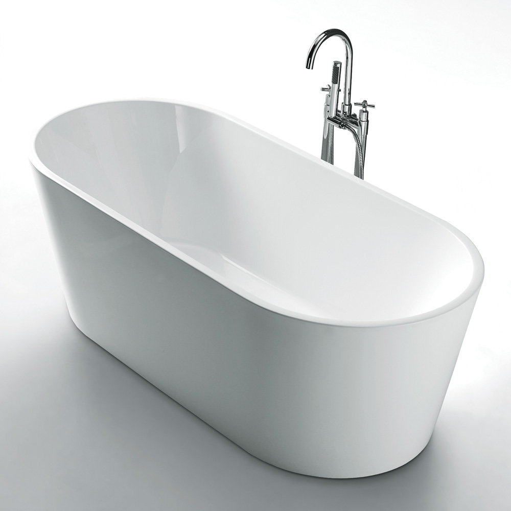 Rondo Freestanding Bathtub 1700mm