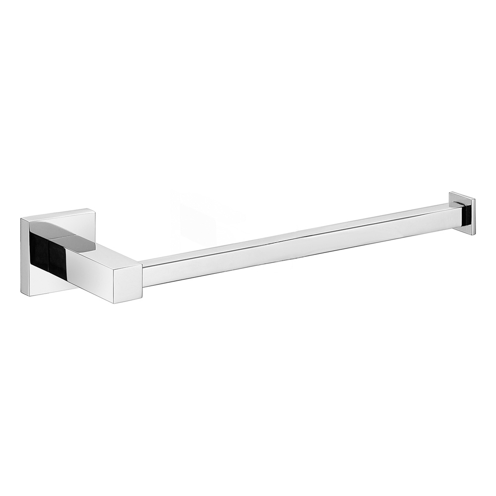 Luxe Guest Towel Holder Chrome