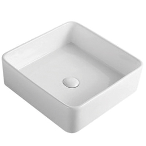 Square 415 mm Ceramic Basin