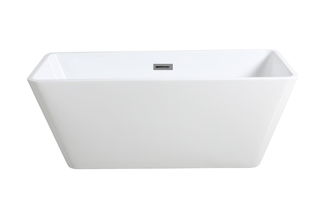 Qubist 1200 Freestanding Bathtub