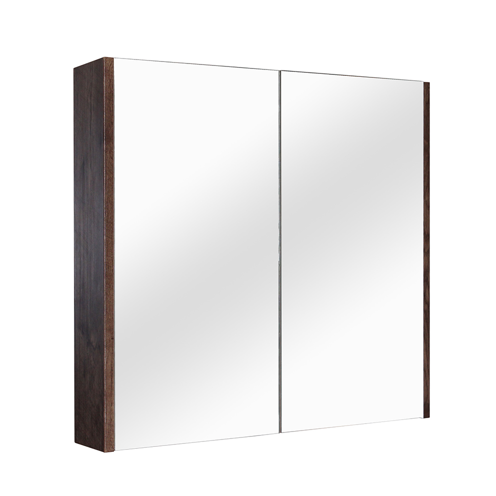 Paris 900 Shaving Cabinet - Dark Oak