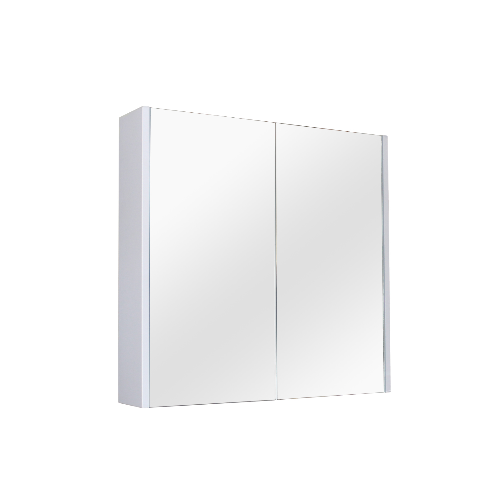 Paris 900 Shaving Cabinet - Matt White