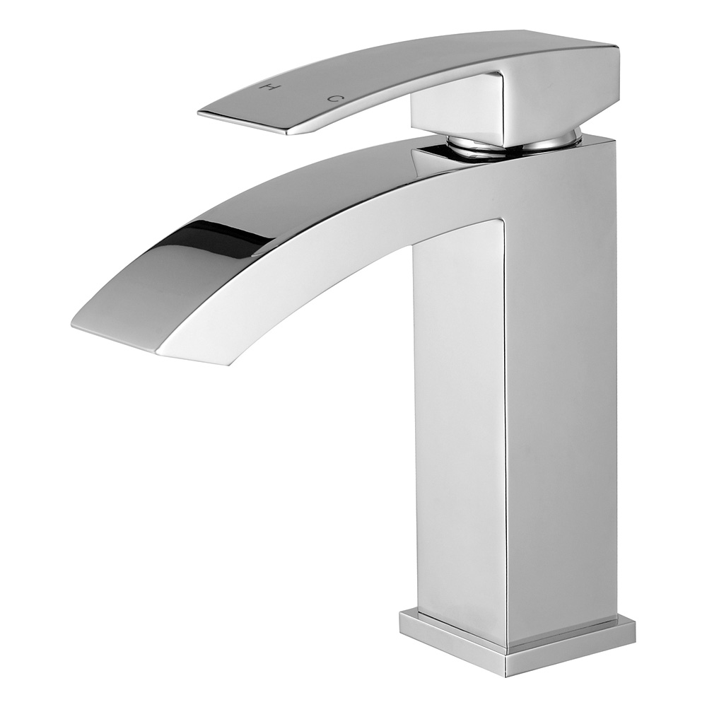 Queen Basin Mixer Chrome