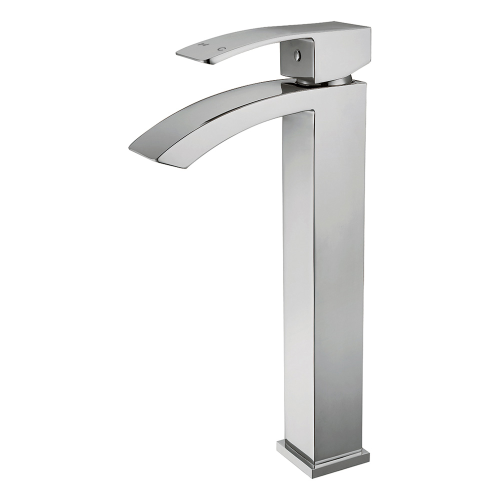 Queen Tall Basin Mixer Chrome