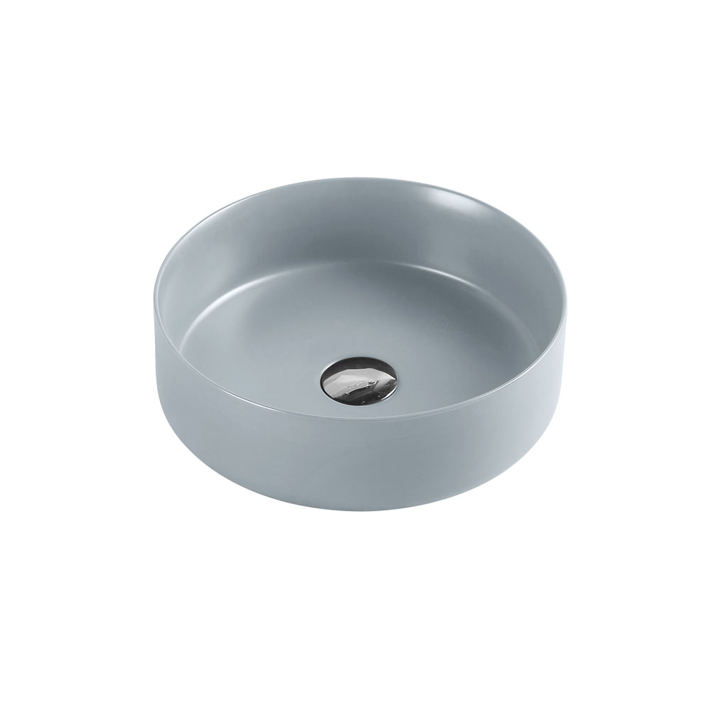 Sasso  Counter Basin - Tango Grey
