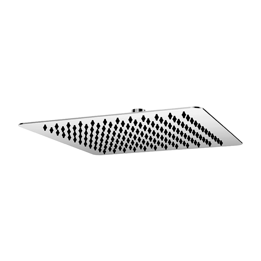 Stainless Steel 300mm Square Shower Head Chrome