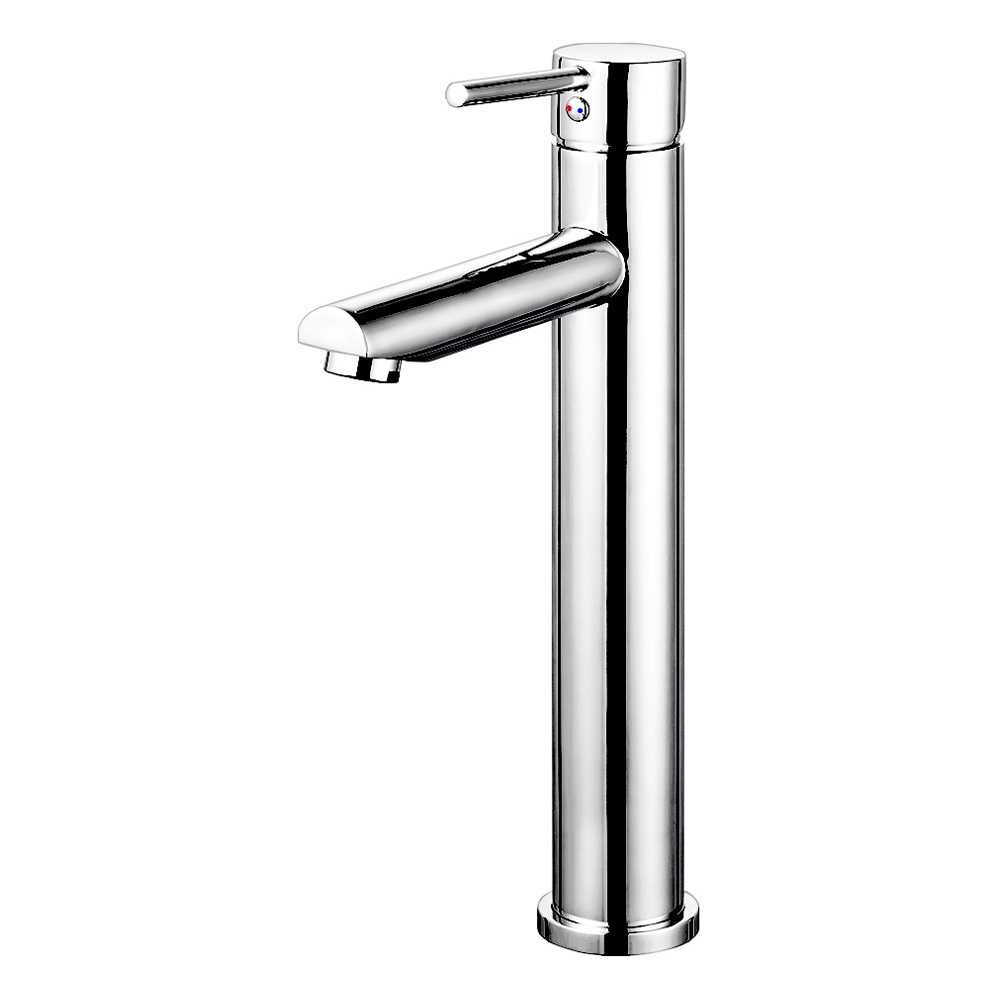 Star High Rise Basin Mixer Chrome