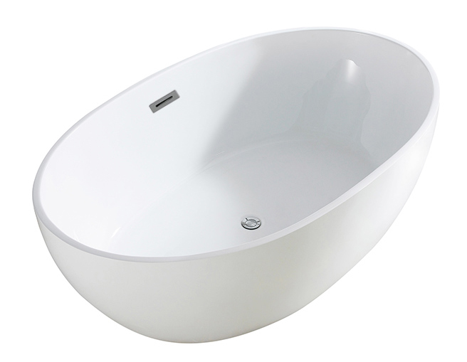 Lucia 1730 Freestanding Bathtub