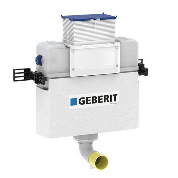 Gebrit Kappa Under Counter Concealed Cistern