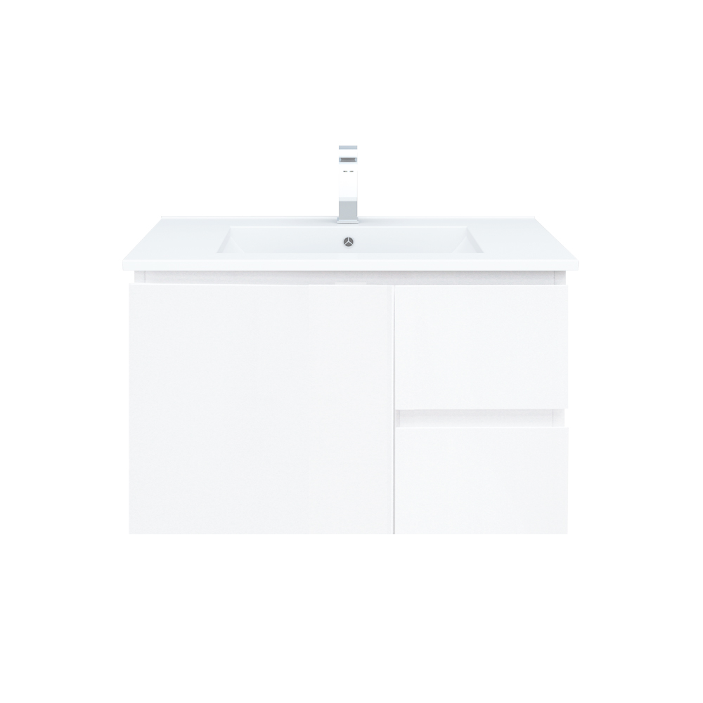 Polar 750mm Wall Hung Vanity