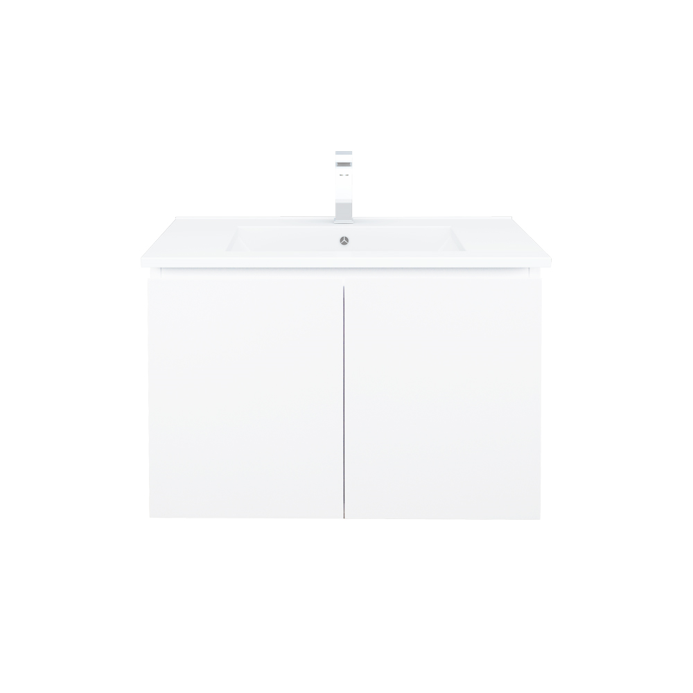 Polar 600mm Wall Hung Vanity
