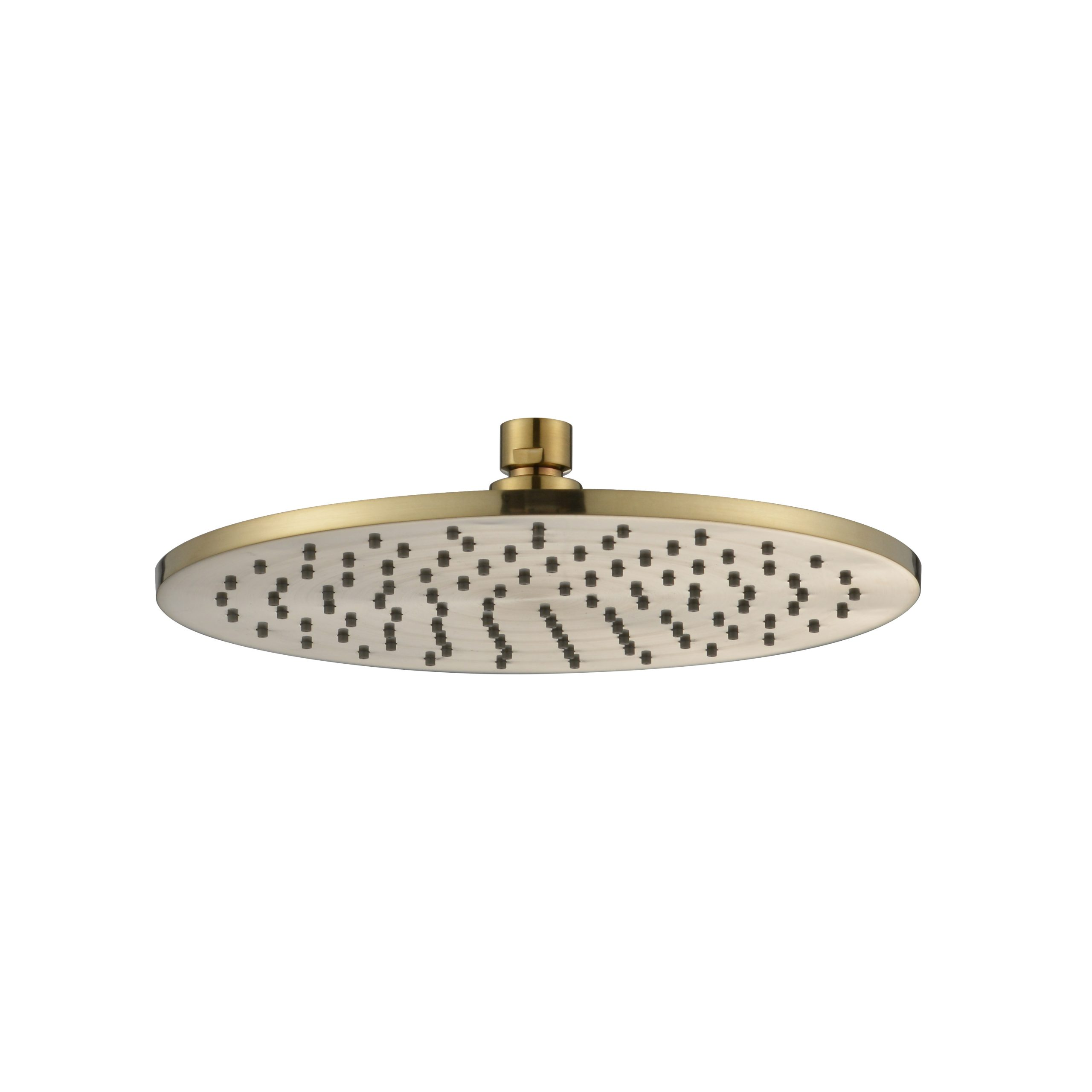 Star 200mm Shower Head - PVD Brushed Bronze