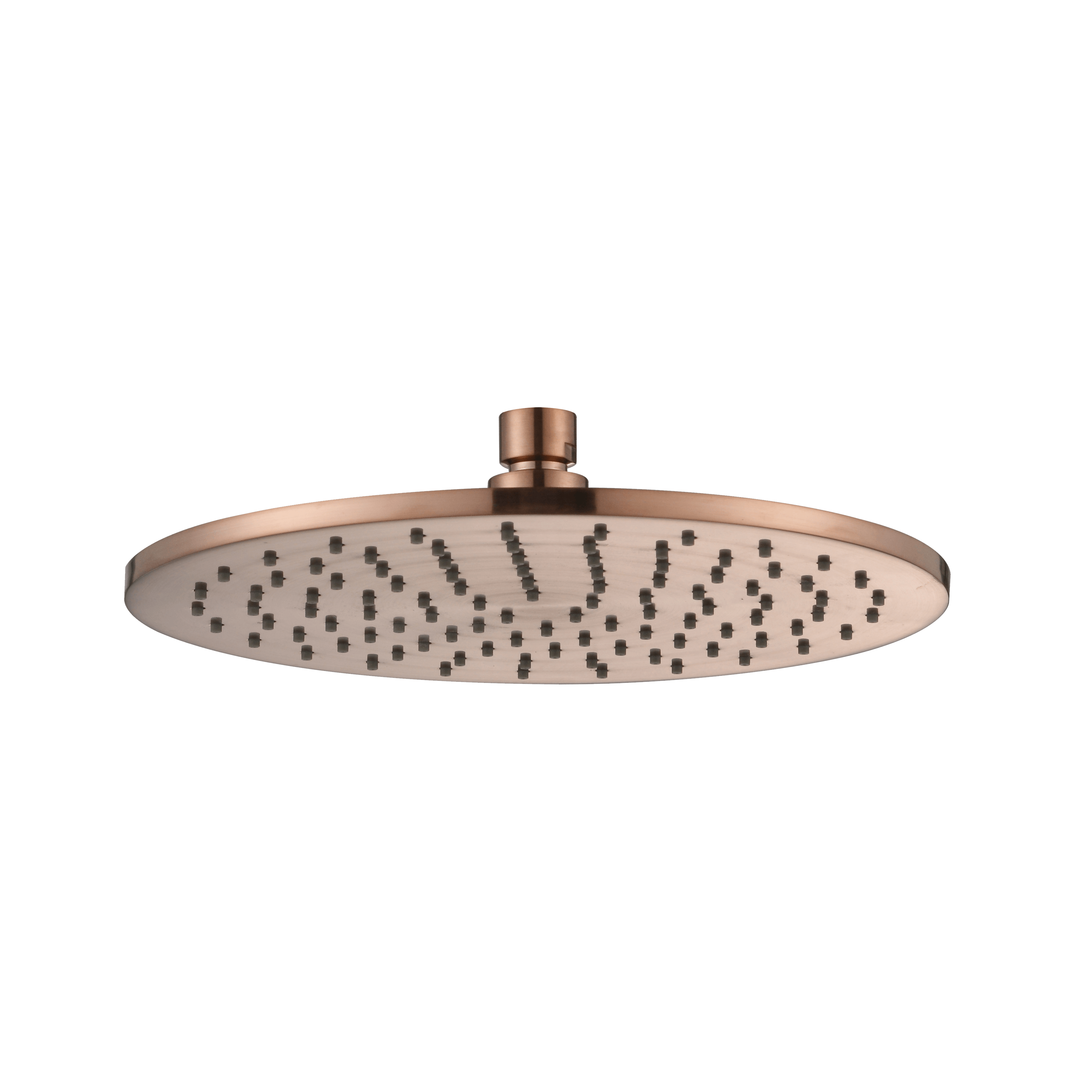 Star 200mm Shower Head - PVD Champagne