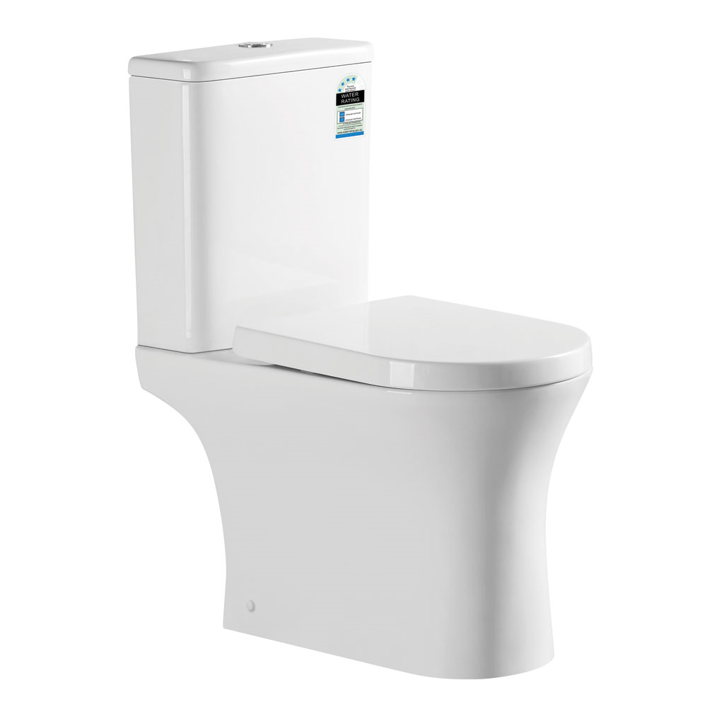Bos Toilet Suite-Rimless