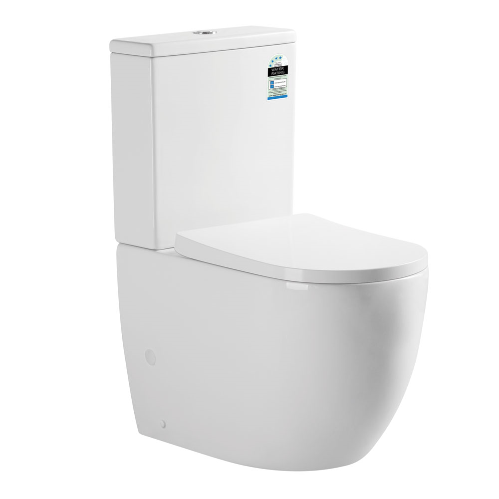 Cera Back To Wall Toilet Suite
