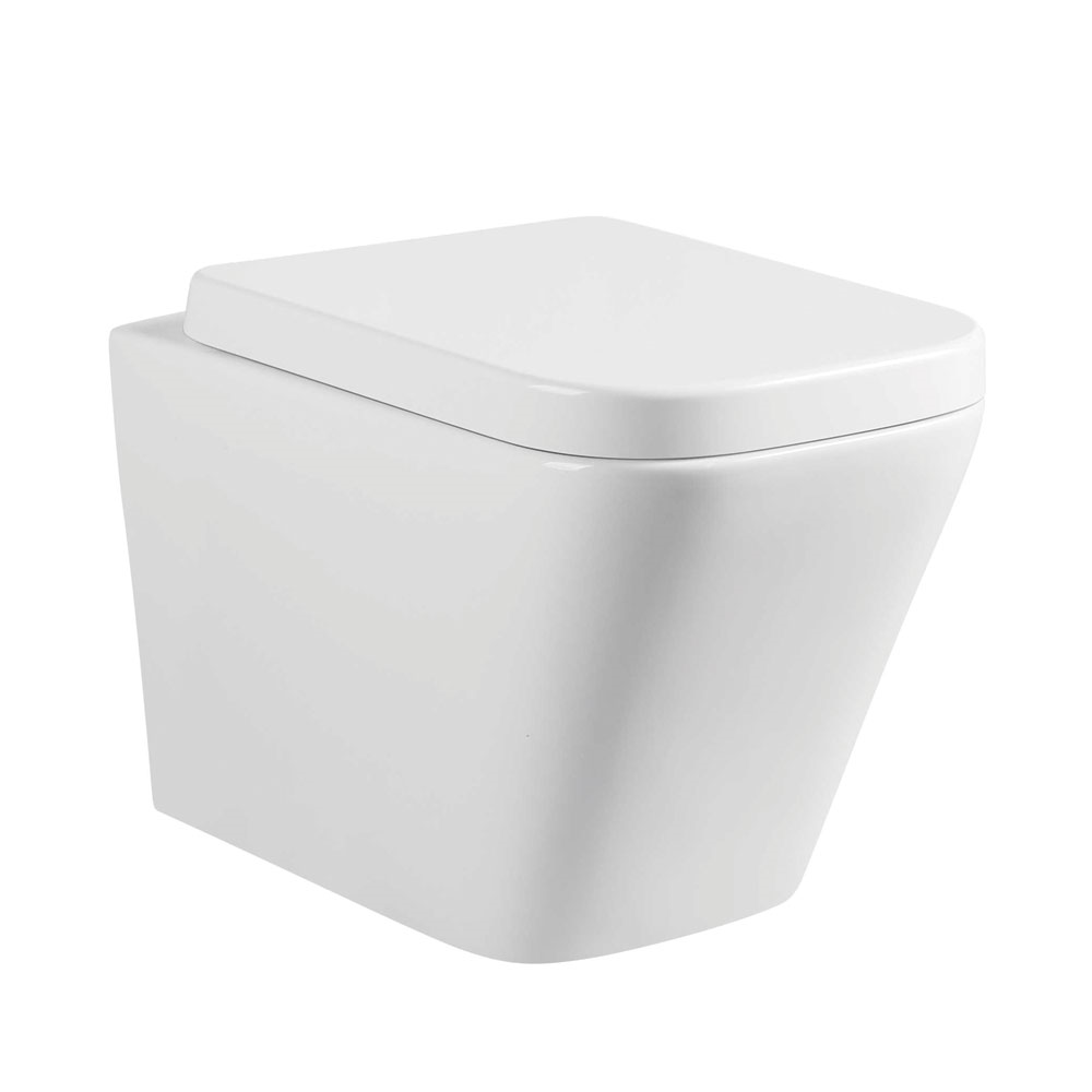 Enox Wall Hung Pan-Rimless