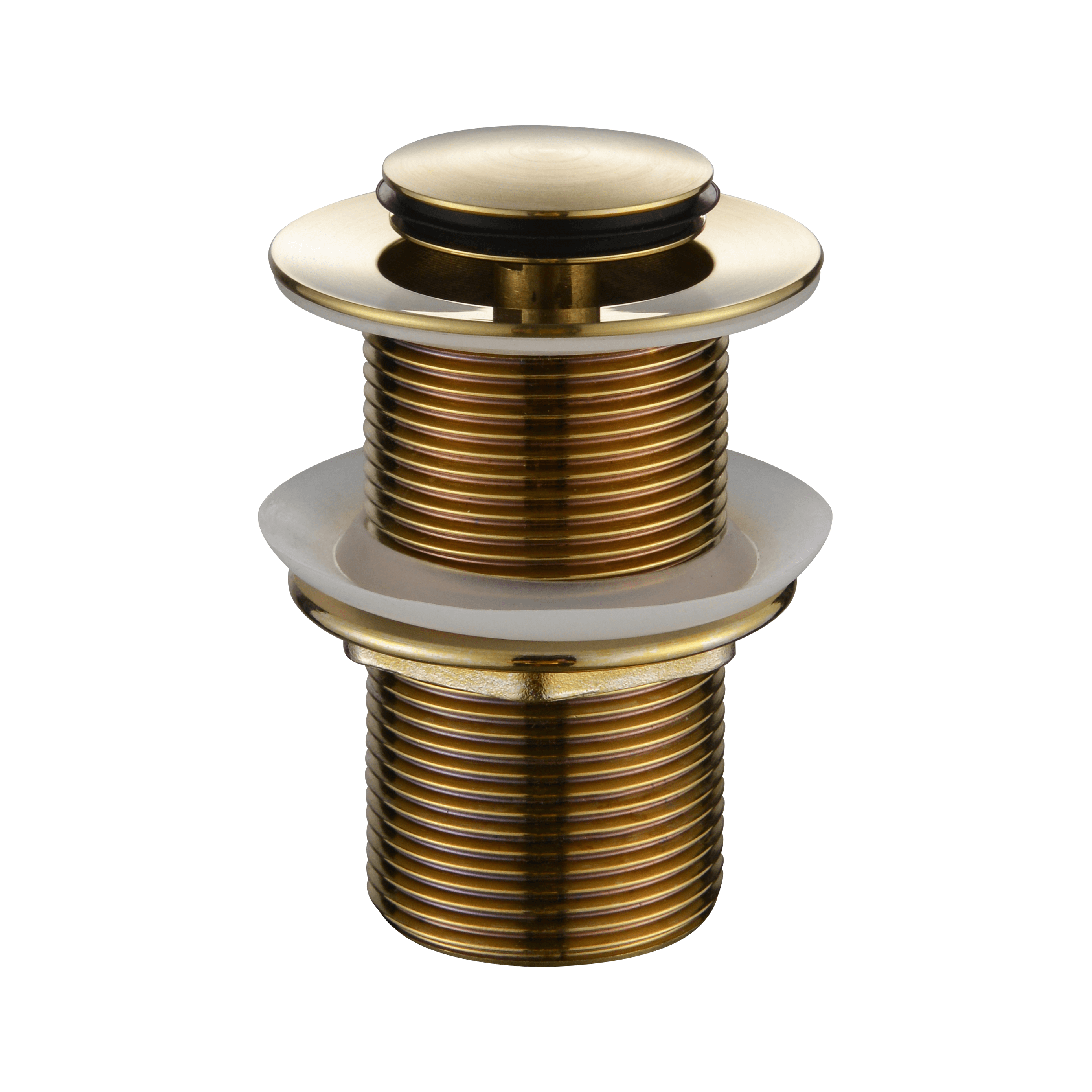 Pop-up Waste 32mm Non Overflow-PVD Brushed Bronze