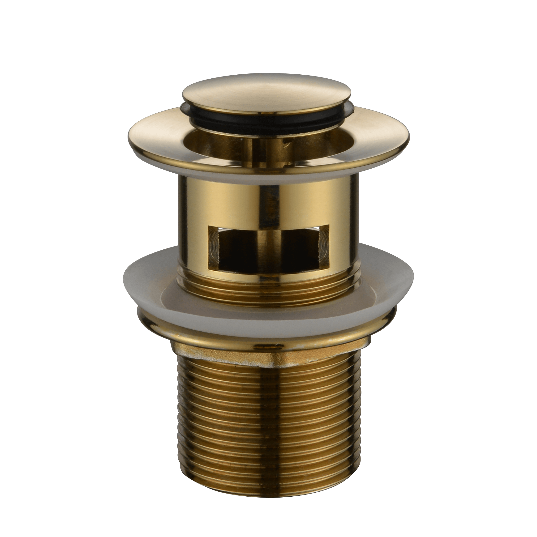 Pop-up Waste 32mm Overflow - PVD Brushed Bronze