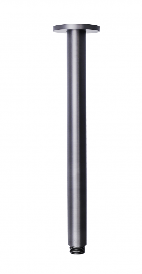 Star 280mm Ceiling Arm-Gun Metal