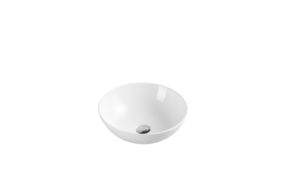 Spin Counter-Top Round Basin (400x400)
