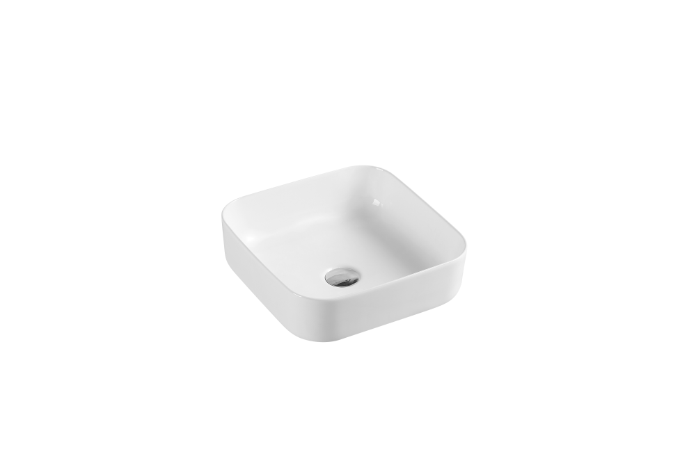 SQ Counter-Top Square Basin (390x390)