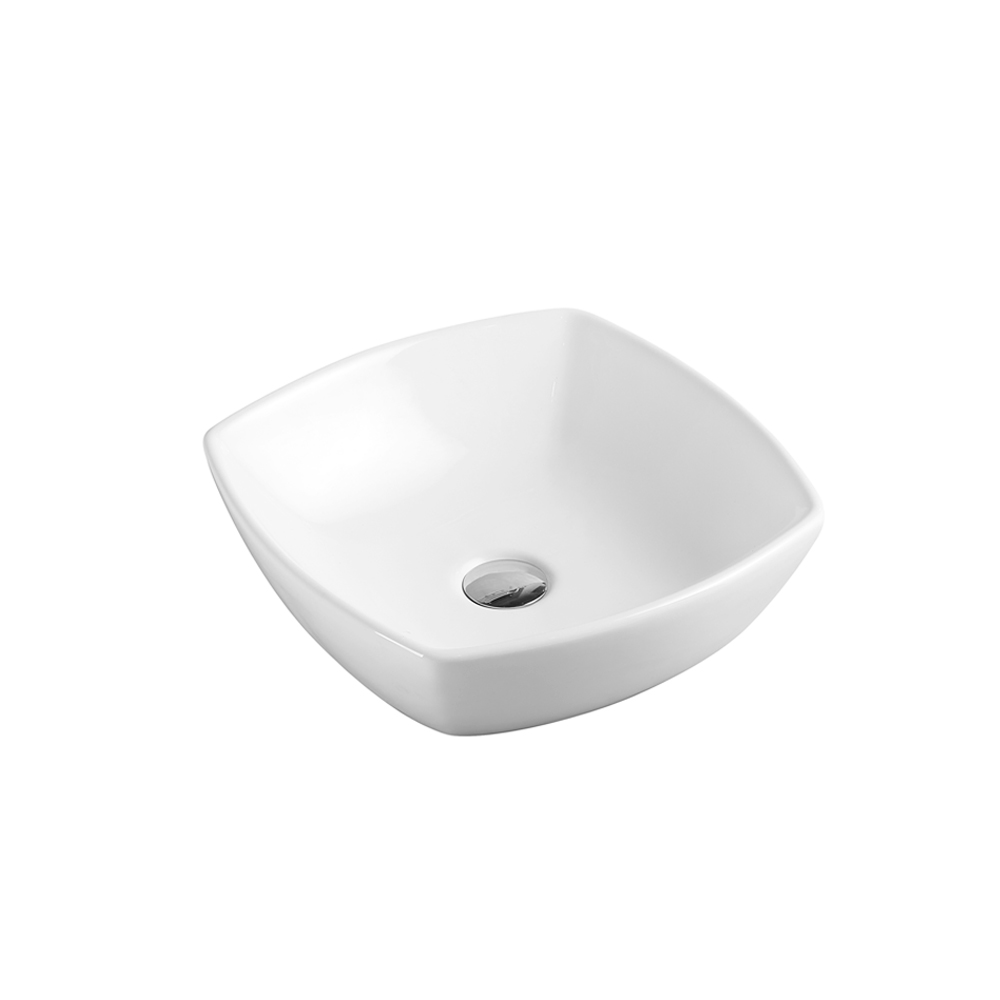 SQ Counter-Top Square Basin (430x430)